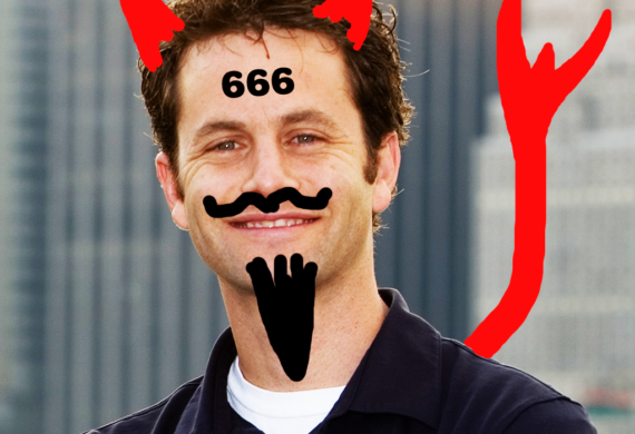 Kirk Cameron is the Devil