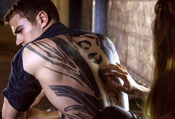 Divergent-Tattoos