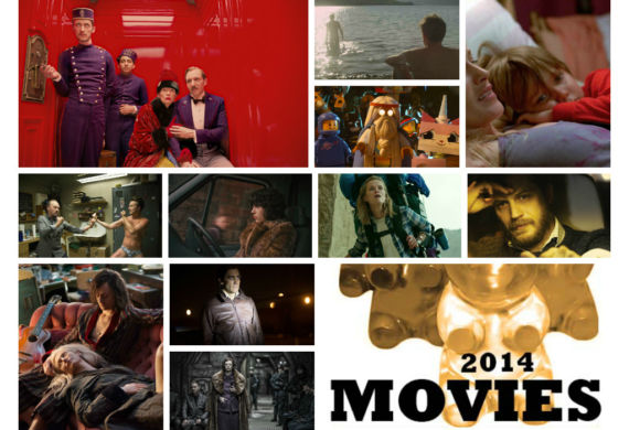 Best Movies 2014 Collage