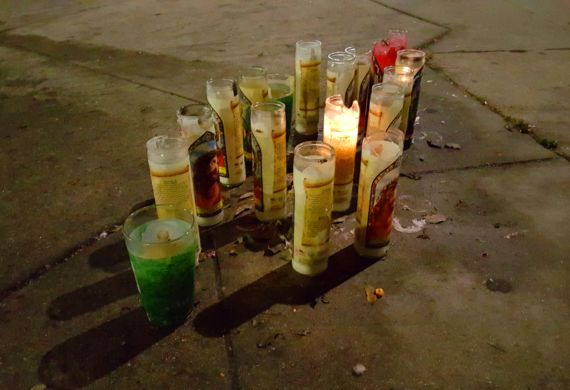 Votives for Leonardo Gabriel Ramirez on July 3, 2015
